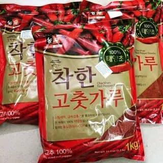Bột ớt Hàn Quốc chackhan làm kimchi 500gr của banchike tại số 5 ngõ 43 đường Y tt Trâu Quỳ, Huyện Gia Lâm, Hà Nội - 5735501