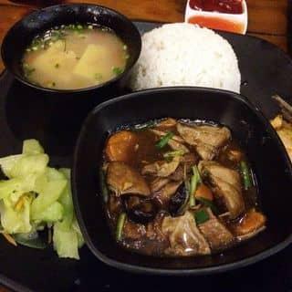 Cơm gà om nấm của nanamiteppei tại 59 Nguyễn Lương Bằng, Ô Chợ Dừa, Quận Đống Đa, Hà Nội - 1220750