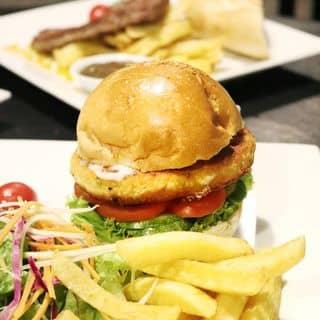 Hamburger gà của thuantrinh85 tại Số 37 Lý Nam Đế, Quận Hoàn Kiếm, Hà Nội - 834204